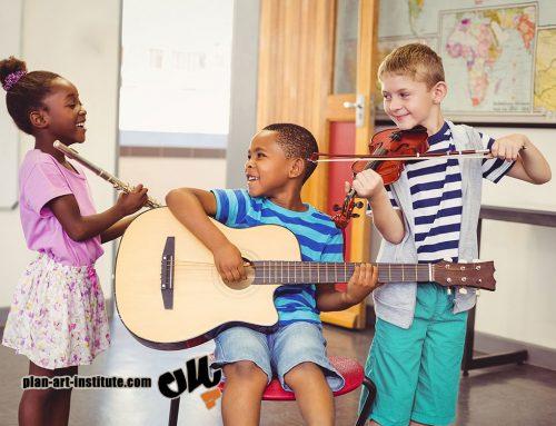 کلاس آنلاین آموزش موسیقی کودک