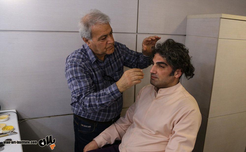 آموزش آنلاین گریم و چهرهپردازی در تهران