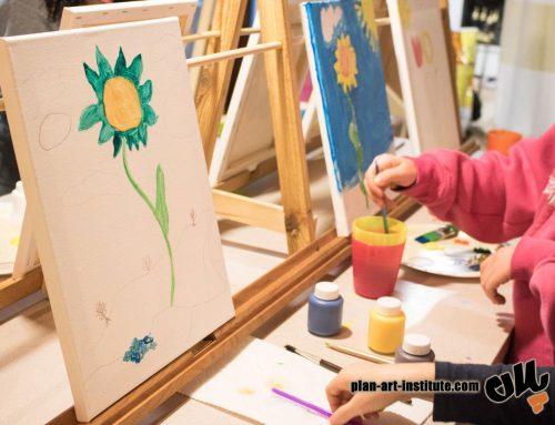 آموزش طراحی و نقاشی برای کودکان شرق تهران